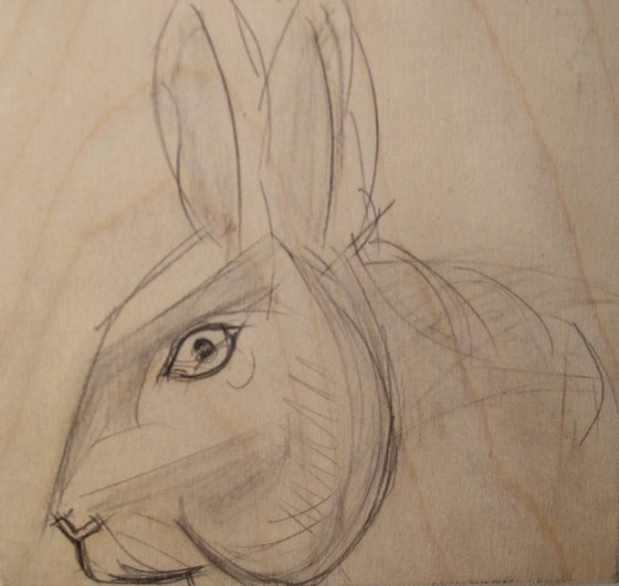 "Image of ""Rabbit Attends P.S. 1"""